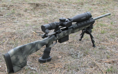 How to Build a Long Range (or F class) Rifle on a Budget