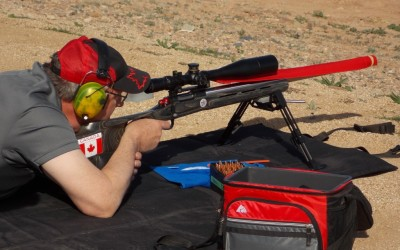 "NRA Record Falls to MPOD ""F Open"" Shooter at Berger SW Nationals"