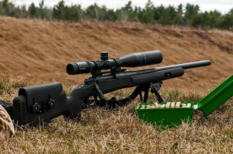 Choate Tactical Rem 700ACCSD by Frank D