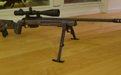 Tikka T3 Tac Rifle from the Neatherlands