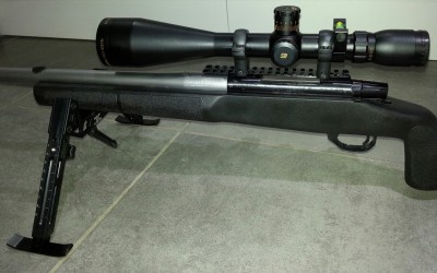 Wby Vanguard 6BR Tack Driver from Belgium